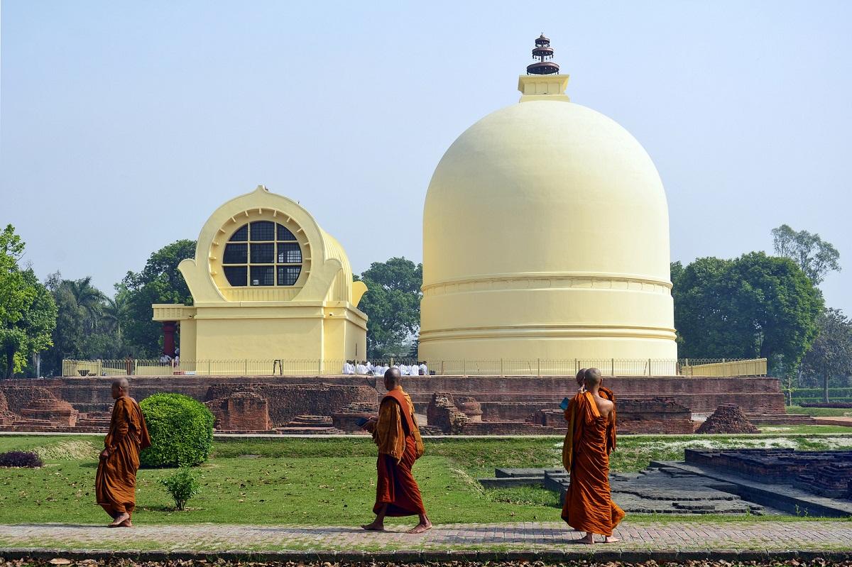Mahaparinirvana Temple, Kushinagar