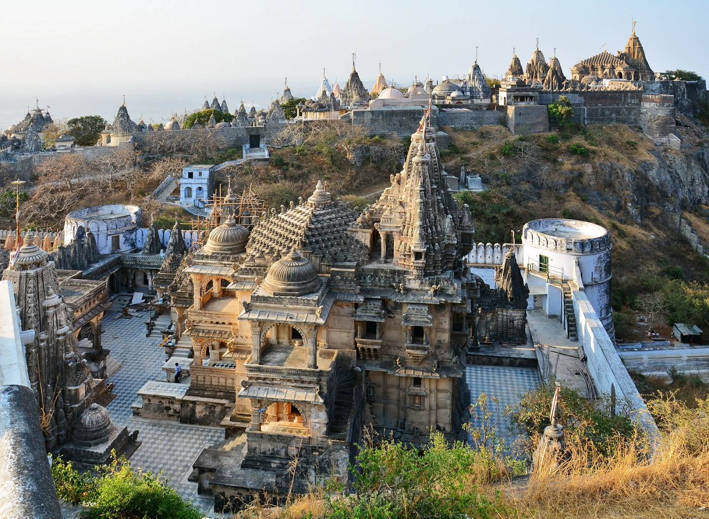 Palitana Group Of Temples