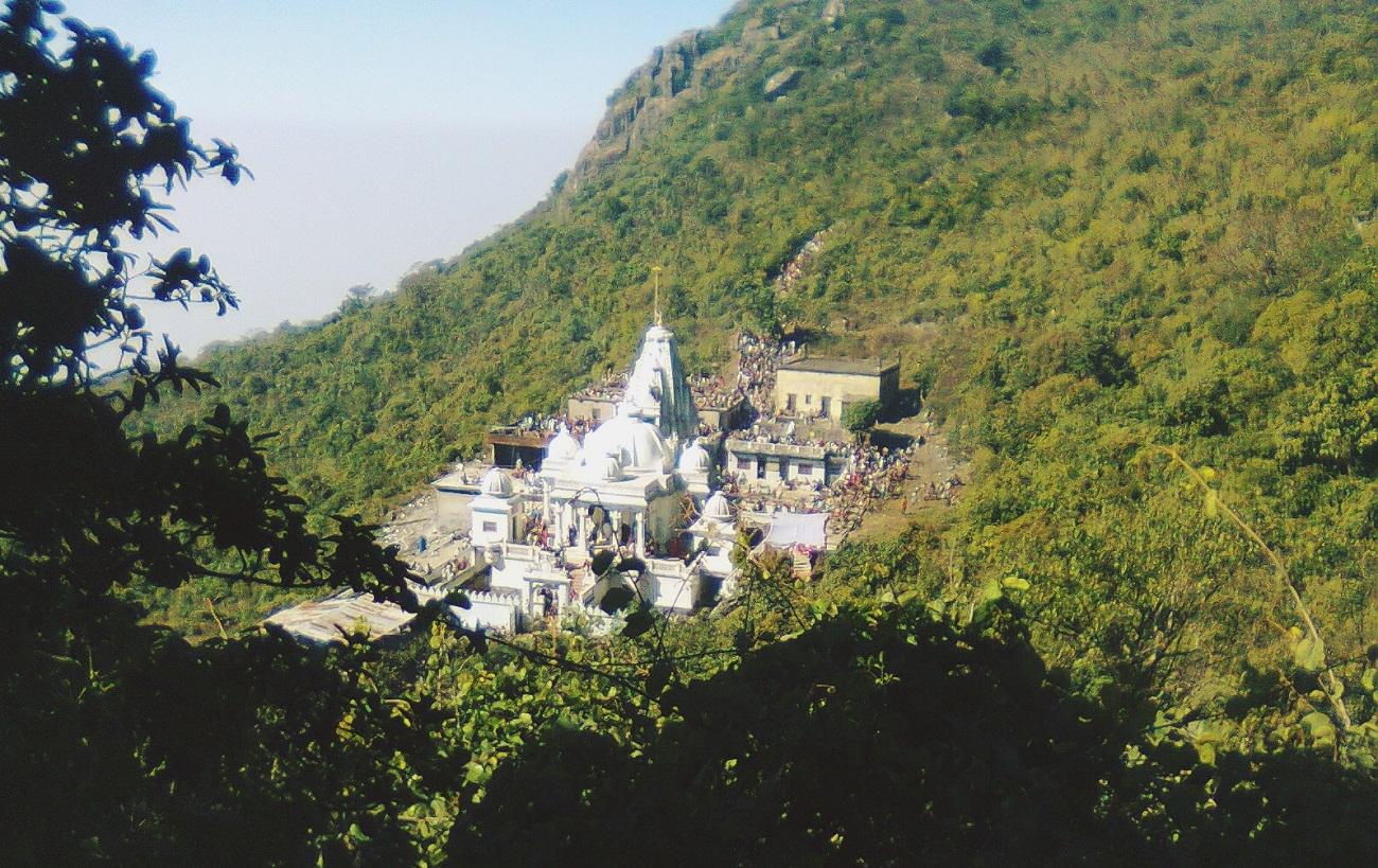 Shikharji Temple