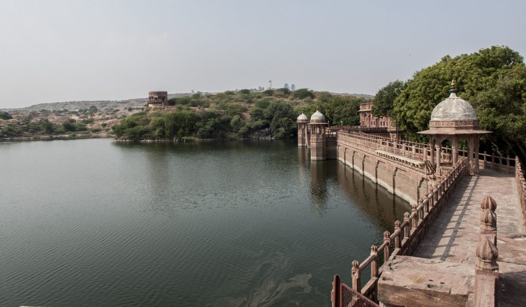Balsamand Lake, Jodhpur