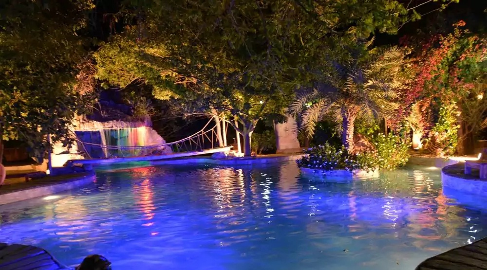 Lohagarh Fort Resort Pool