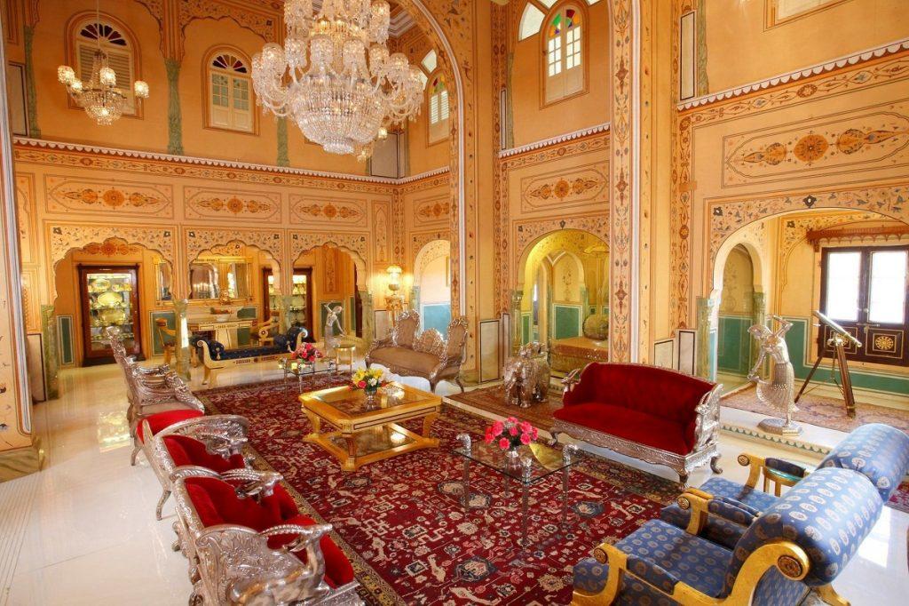 Raj Palace Lounge, Jaipur