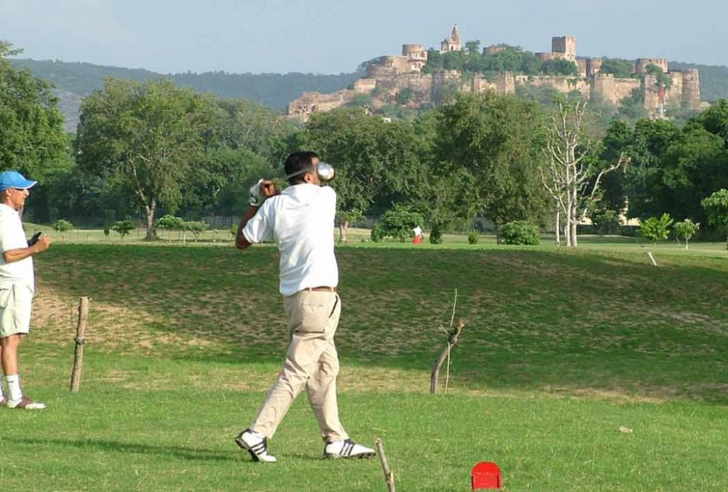 Rambagh Golf Club Jaipur