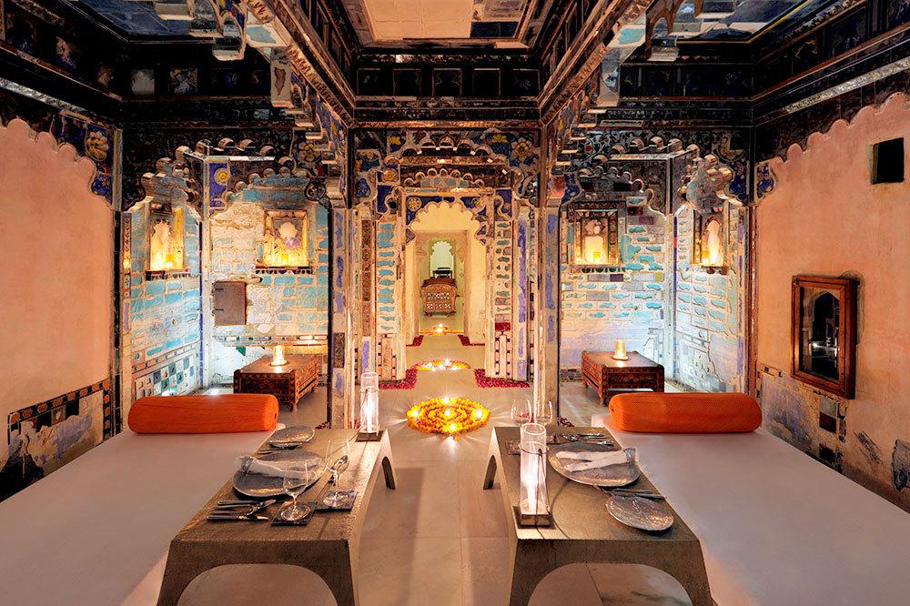 Sheesh Mahal Dining