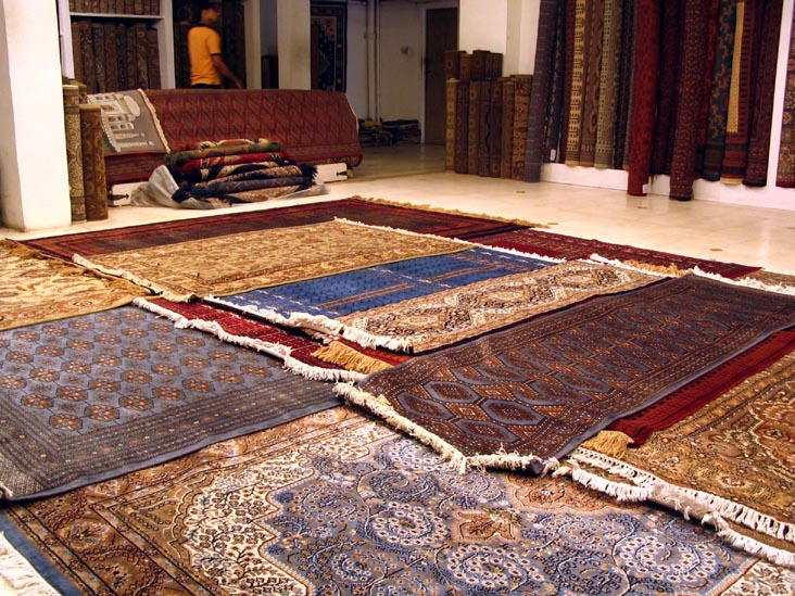 Carpets Shopping Rajasthan