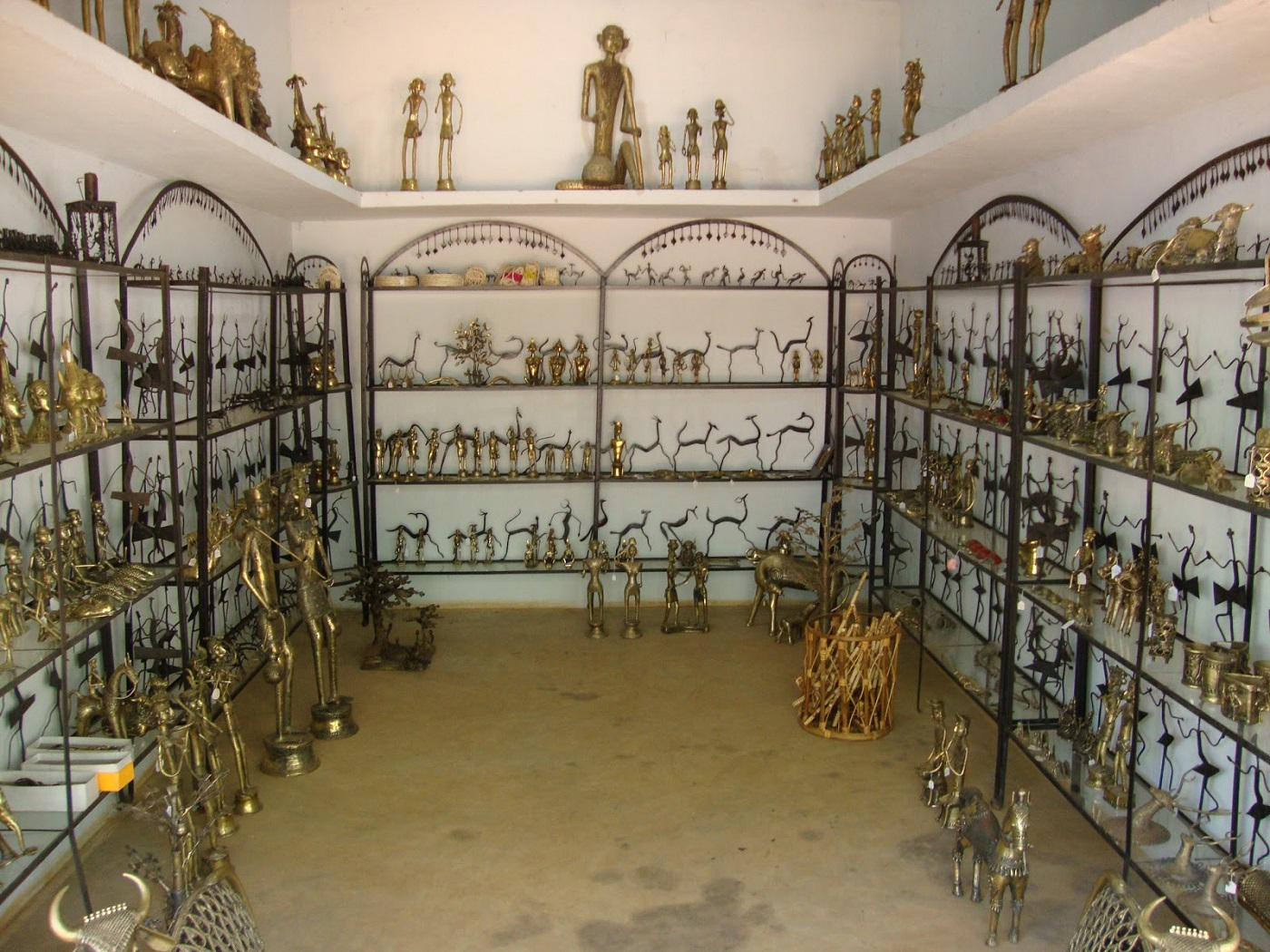 Metal Crafts Shopping Rajasthan