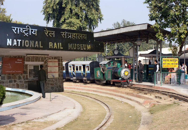 National Rail Museum, Delhi