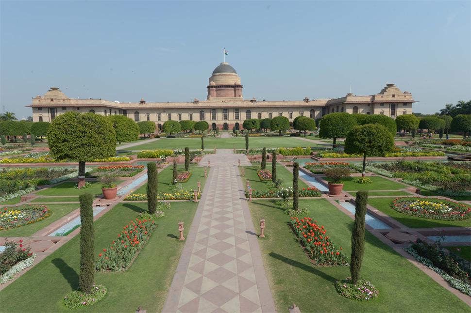 Rashtrapati Bhawan, Delhi