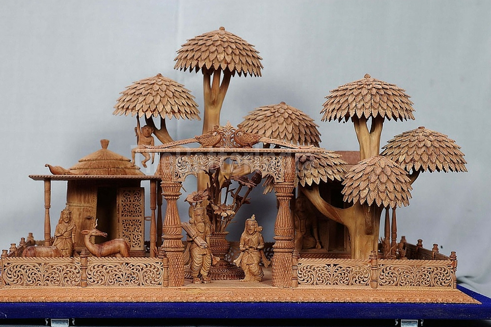 Wooden Crafts Rajasthan