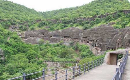 Explore Ajanta Caves