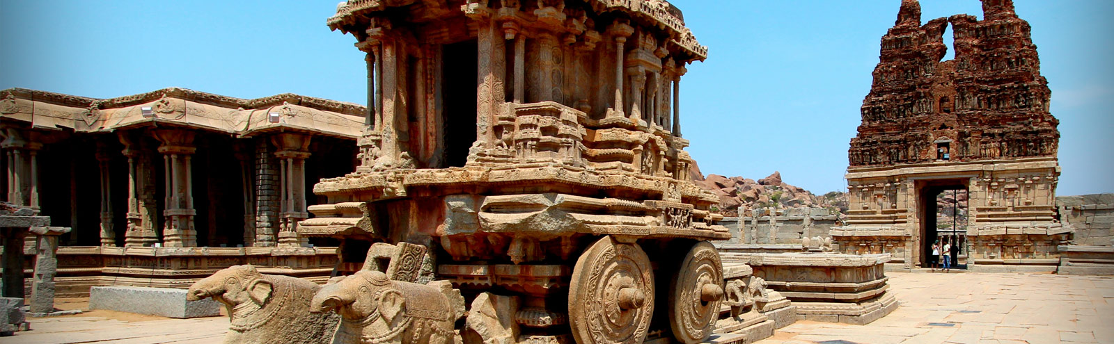 Hampi Temple journey by The Southern Jewels India