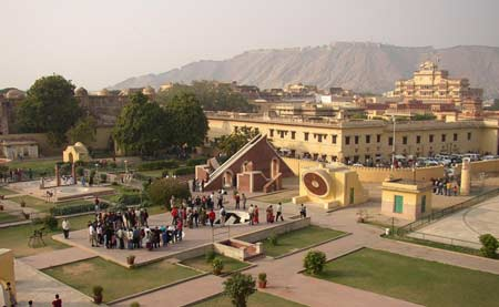 Tour to Jaipur Jantar Mantar by Maharajas Express