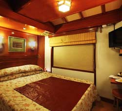 Deluxe Suite of Maharaja Express