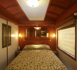 Maharaja Express Junior Bedroom