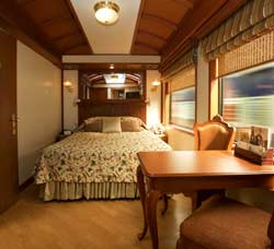 Maharaja Express Junior Cabin
