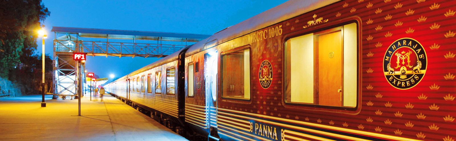 Maharajas Express Tour in India