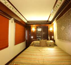 Maharaja Train Presidential Cabin