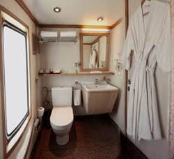 Presidential Suite of Maharaja Train