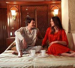 Presidential Cabin of Maharaja Express