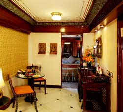 Maharajas' Express Presidential Cabin