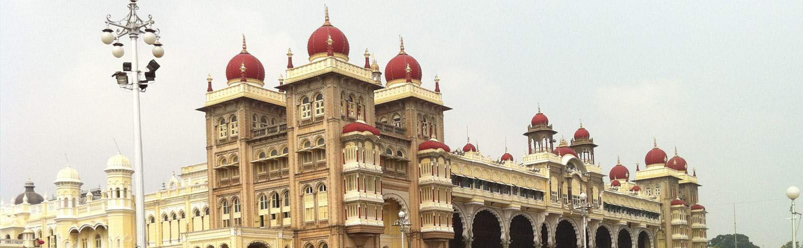 Mysore Palace journey by The Southern Jewels India